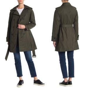FINAL SALE🎉 Kate Spade Gabardine Trench Coat